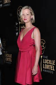 Take Hilary Duff And Gretchen Mol by Gretchen Mol 2015 Lucille Lortel Awards In Nyc