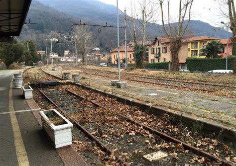 porto ceresio eventi ferrovia varese porto ceresio cantieri al via in settembre