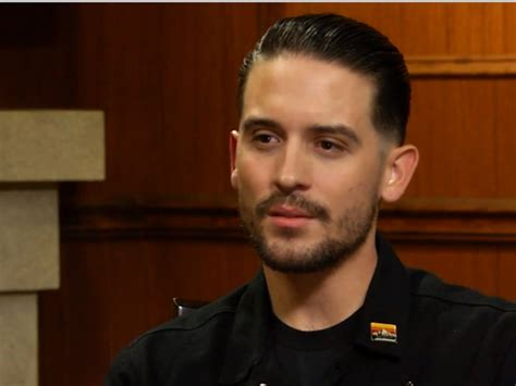 what kind of hair gel does g eazy use g eazy reacts to eminem comparison from larry king hiphopdx