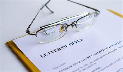 8 sample of job offer letter resume holder offer letter