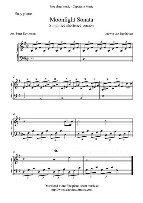 free printable sheet music the piano student piano sheet music for beginners free sheet music scores