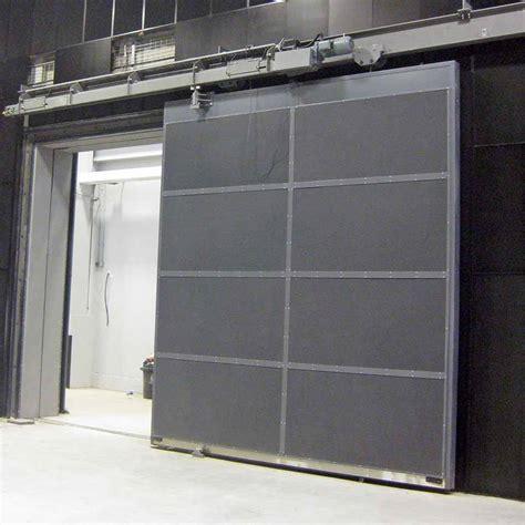 door for sliding door horizontal sliding acoustic doors doors or cold storage doors clark