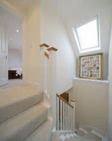 Loft Conversion Stairs Design Ideas This Mansard Loft Conversion Has Included A Roof Window In The Stairwell To Brighten Up The
