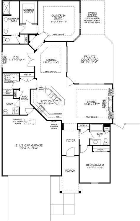 epcon floor plans models the villas at beavercreek epcon communities