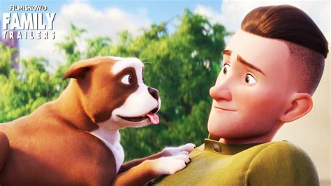 Animation Sergeant Stubby Sgt Stubby An American Look Trailer For Animated Family