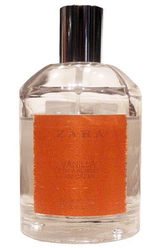 Parfum Zara Vanilla vanilla for a sunday zara perfume a new fragrance for 2015