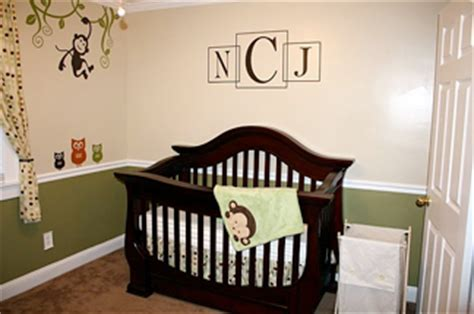 nursery chair rail s sarcasm nursery choices