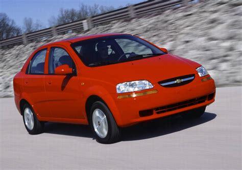 2004 Chevrolet Aveo 2004 chevrolet aveo conceptcarz