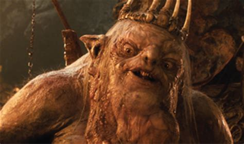 actor goblin king hobbit of gollum and wargs and goblins oh my computer