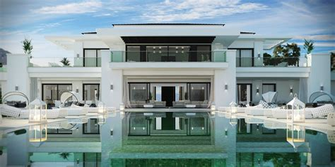 brand new designer villas built to order costa blanca spain marbella modern villas