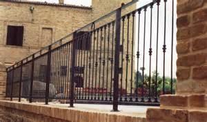 ringhiere per terrazzi prezzi ringhiere e recinzioni officine arnulfo