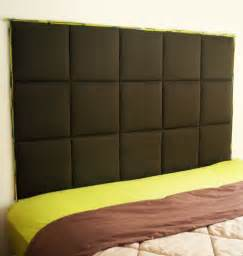Fabric Headboard Diy Diy Foamboard And Fabric Headboard Tutorial The Decor Guru