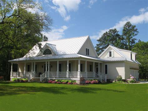 house plans  wrap  porch top ranch house plans