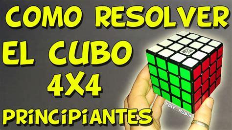 download video tutorial rubik 4x4 indonesia resolver cubo de rubik 4x4 principiantes tutorial