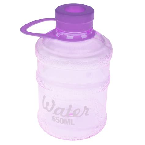 Botol Minum Mini Galon 650ml botol minum mini galon 650ml purple jakartanotebook