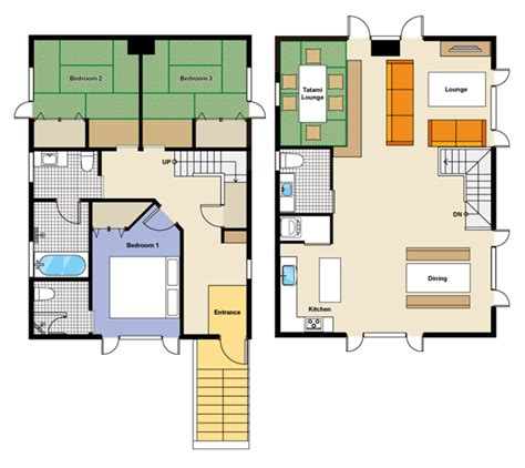 japanese house floor plan words ginsetsu holiday niseko