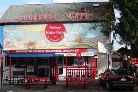 lockspot cafe home of great fast food near the ballard