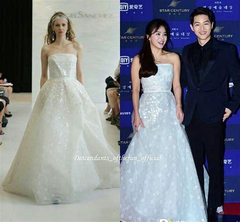 Wedding Song Hye Kyo by Wow Song Hye Kyo S Dress A Wedding Dress K Drama Amino