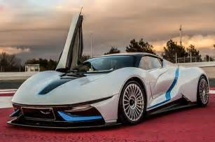 Electric Car Company Car Baic Unveils Arcfox 7 Electric Supercar In China Autocar