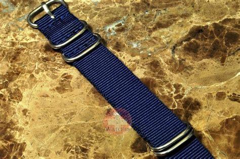 Nato Zulu 20mm nato zulu 20mm blue sansom watches rolex