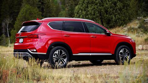 Hyundai Santa Fe Safety by 2019 Hyundai Santa Fe Places Safety Before Sport