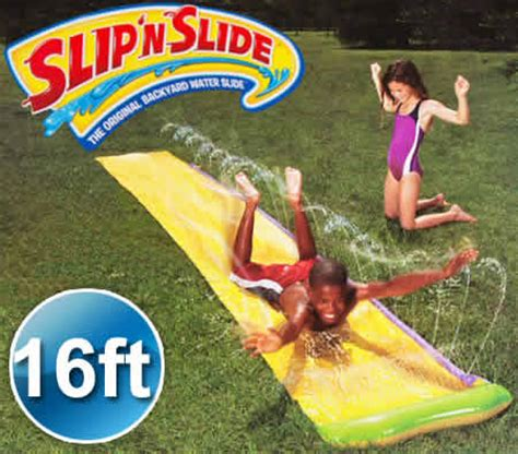 backyard slip n slide wham o slip n slide surf rider the original backyard