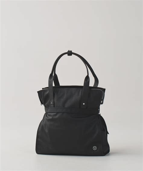 New Features On Bag Bliss by Lululemon Follow Your Bliss Bag Black Mini Cypress