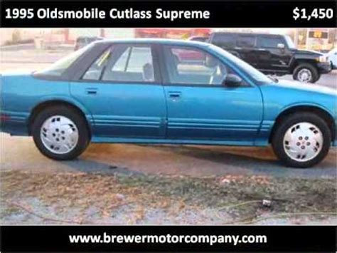 how cars engines work 1995 oldsmobile cutlass supreme parental controls 1995 oldsmobile cutlass supreme available from brewer motor youtube