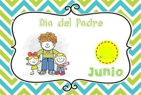 caratulas de el mes de junio el dia del padre es el 3er domingo del mes de junio