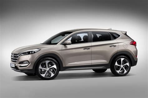 hyundai crossover 2016 european hyundai tucson is all new geneva preview