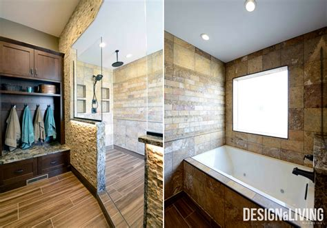 homeowners bring the outdoors in with this rustic remodel