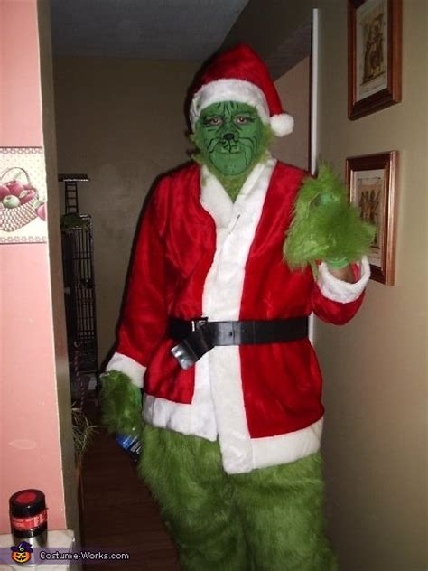 Handmade Costumes For Sale - grinch costume search results calendar 2015