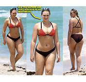Iskra Lawrence In Bikini On The Set Of A Photoshoot Miami 07 14