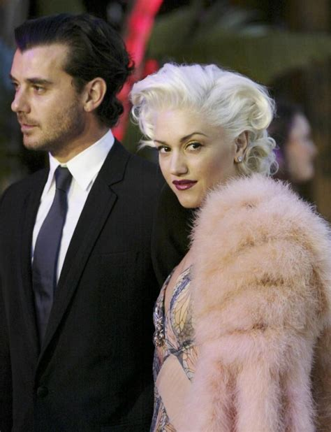 gwen stefanis marriage over gavin rossdale caught gwen stefani opens up about her divorce ny daily news