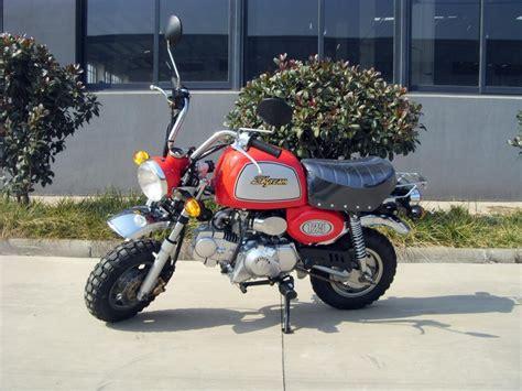 Skyteam Motorrad by Skyteam St 125 8a 125ccm Gorilla Replikat Skyteam