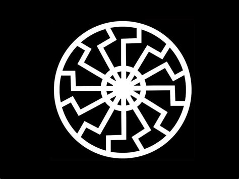 Black Sun Occult Symbol Wikipedia Autos Post Black Sun Meaning