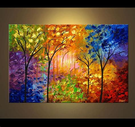 contemporary painting ideas the 25 best ideas about abstract trees on pinterest two
