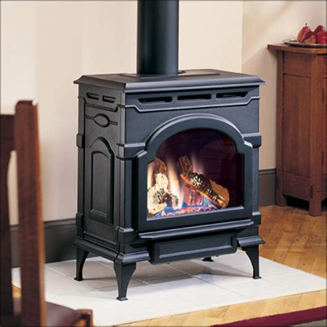 Freestanding Cast Iron Fireplace by Majestic Oxford Cast Iron Gas Stove Central