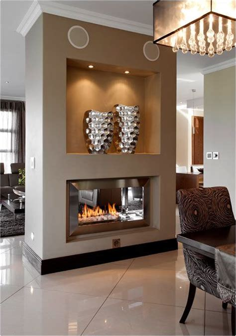 modern sided fireplace 25 best ideas about sided fireplace on fireplace tvs for dens and