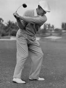 how to swing like ben hogan better swinging in a pinch ben hogan s priceless piece