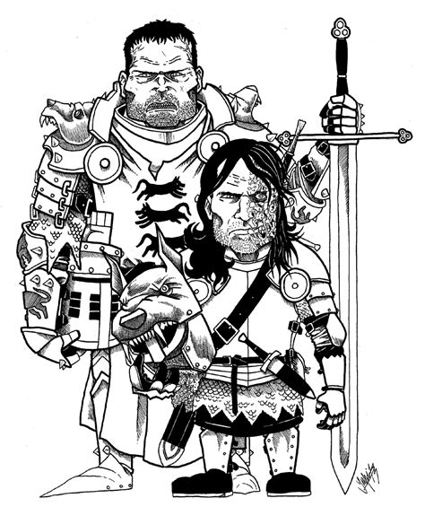 house clegane house clegane by jalmari on deviantart