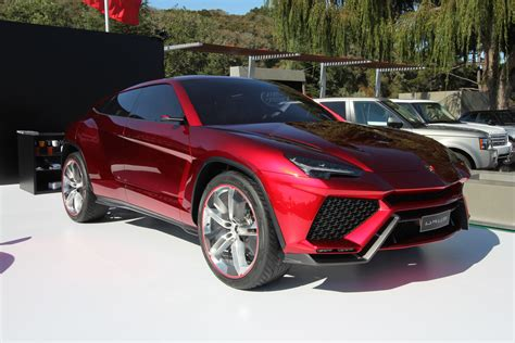 lamborghini jeep lamborghini urus suv approved for production in 2017