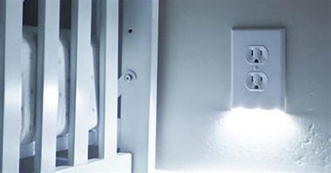 outlet coverplate with led lights outlet coverplate with led lights giveaway joe