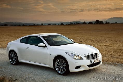 infiniti g37 uk prices and details