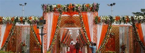 flower decoration zirakpur flower decoration