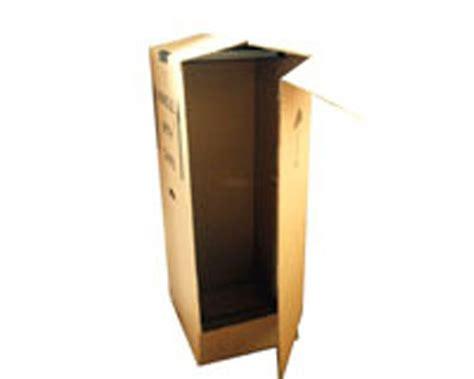 size of wardrobe box pac kit wardrobe box with rail