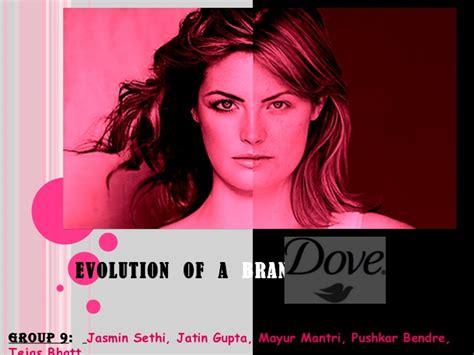 evolution dove caigns dove dove evolution of a brand
