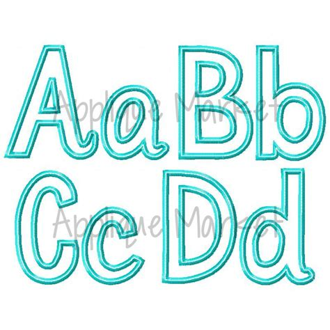fabric applique letters applique alphabet fabric design
