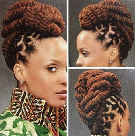 weave updo hairstyles for african americans african american french braid updo hairstyles 006