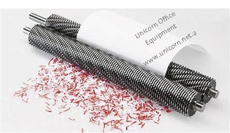 the cross cut unicorn net au 187 archive 187 all about paper shredder